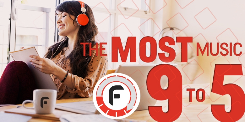 The Most Music 9 to 5