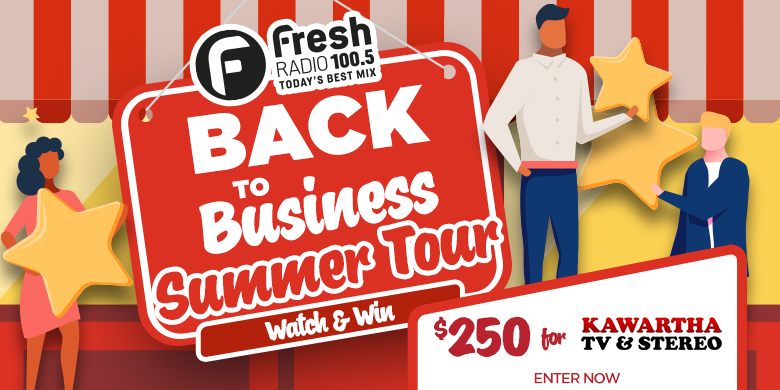 Back To Business – Watch and Win